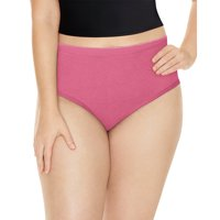 Playtex Cotton Comfort Briefs, 5-Pack - PLCCBF