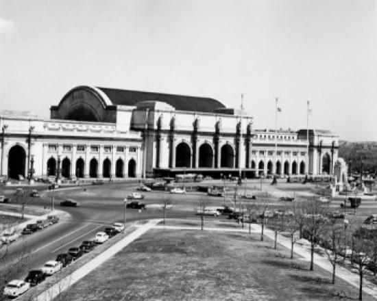 Print Union Station Washington D.C