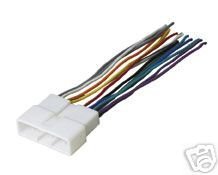 [DIAGRAM_38ZD]  Stereo Wire Harness Honda Accord 94 95 96 97 Car Radio Wiring Installation  Parts By Carxtc Ship from US - Walmart.com - Walmart.com   1991 Honda Accord Radio Wiring Diagram      Walmart