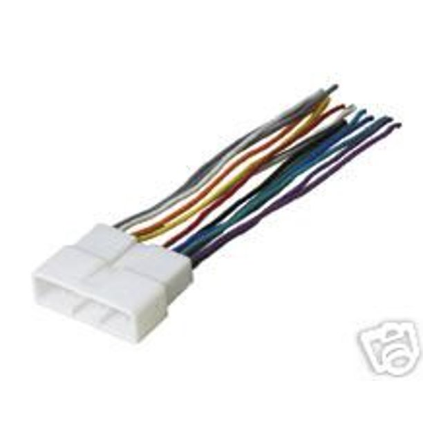 [ZHKZ_3066]  Stereo Wire Harness Honda Accord 94 95 96 97 Car Radio Wiring Installation  Parts By Carxtc Ship from US - Walmart.com - Walmart.com | Honda Accord Dash Wiring Harness |  | Walmart