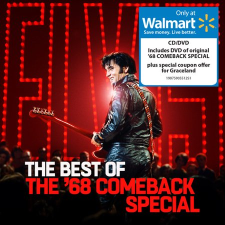 b69739a9a The Best Of The '68 Comeback Special (WM) - Walmart.com