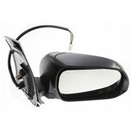 2012 Toyota Sienna Van (Go-Parts » 2011 - 2012 Toyota Sienna Van Side View Mirror Assembly / Cover / Glass - Right (Passenger) 87910-08092-C0 TO1321265 Replacement For Toyota)