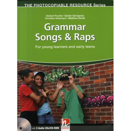 Grammar Songs   Raps  For Young Learners And Early Teens  Photocopiable Resource Series   Paperback
