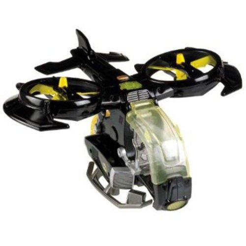 Fisher-Price Hero World DC Superfriends Voice Command-Motion Max Batwing Vehicle