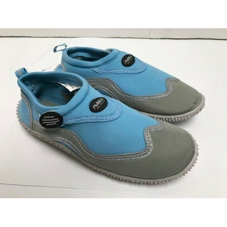 Custom Air Jordan Shoes - Air Balance Women's Water Shoes( Blue / Grey, 6 M US)