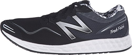New Balance Men's M1980V1 Black/Grey Sneaker