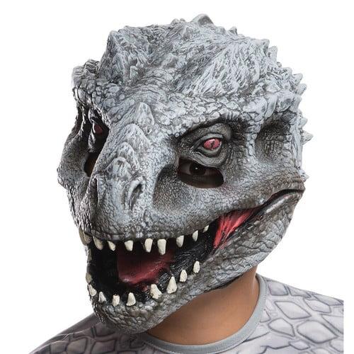 Jurassic World: Kids Indominus Rex 3/4 Mask, One Size Halloween Accessory