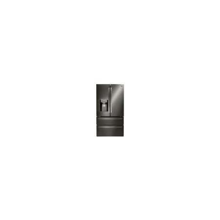 LG LMXS28626D 28 cu.ft. 4 Door French Door, Double Freezer, Black Stainless Steel
