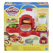 Play-Doh Stamp N Top Pizza Oven Toy with 5 Non-Toxic Play-Doh Colors
