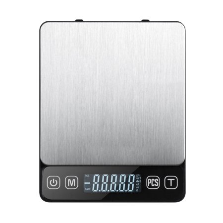 Food Scale Stainless Steel Electronic Scale Kitchen Scale Popular Simple Design Baking Scale (without