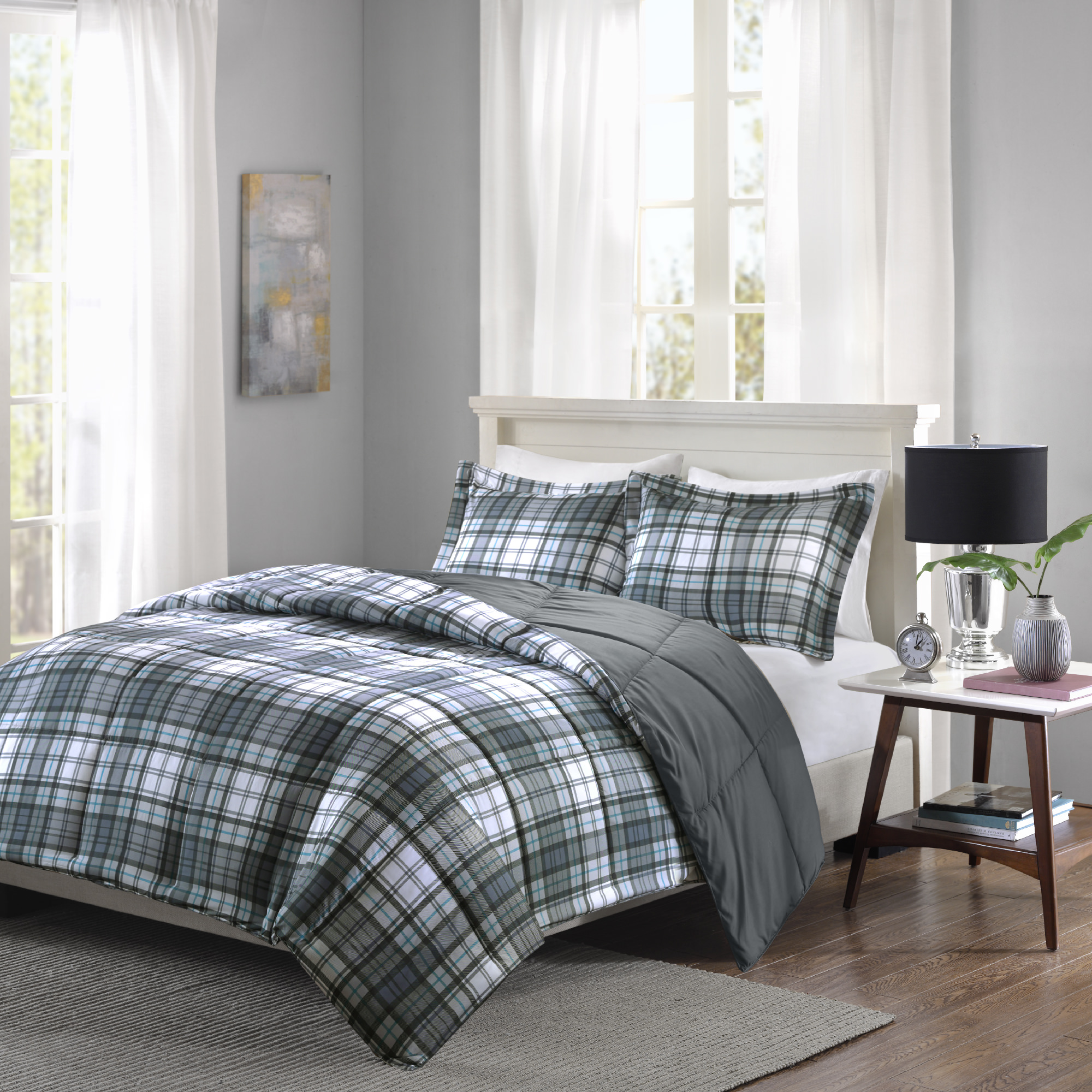 Comfort Classics Hartford 3M Down Alternative Comforter Mini Set