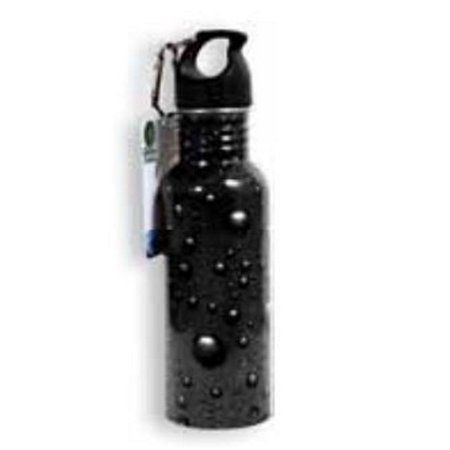 c89a7fc70c Green Canteen Stainless Steel Bottle 25 oz - Black Bubble Design -  Walmart.com