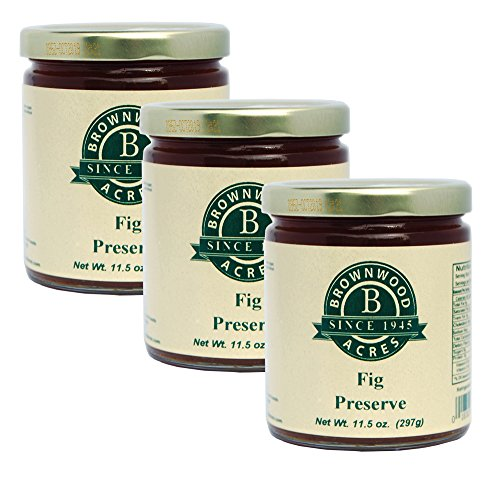 Fig Preserve 3 PACK by Brownwood Acres