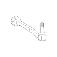 Genuine OE GM Rear Lower Control Arm 23317365