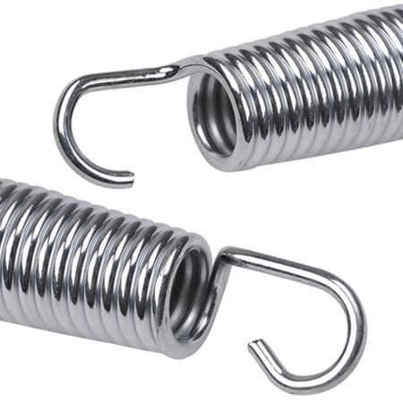 """8.5"""" Trampoline Springs Heavy-Duty Galvanized Steel Replacement Set Kit 20 PCS - image 2 of 4"""