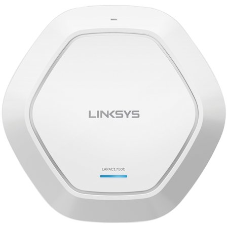 Linksys LAPAC1750C AC1750 Dual-Band Cloud Wireless Access Point