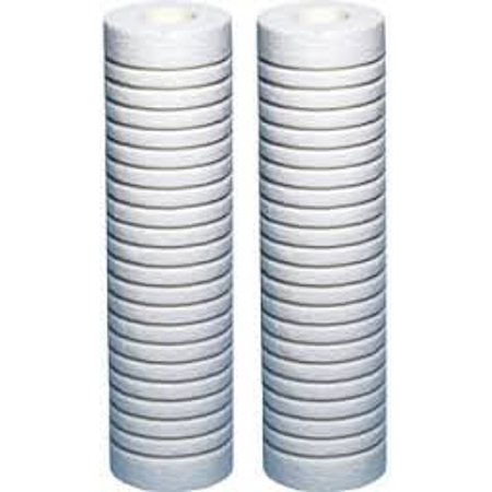 3M Aqua-Pure Whole House Compatible Water Filters for Model AP110-NP 2 Pack by - Hose Water Filters