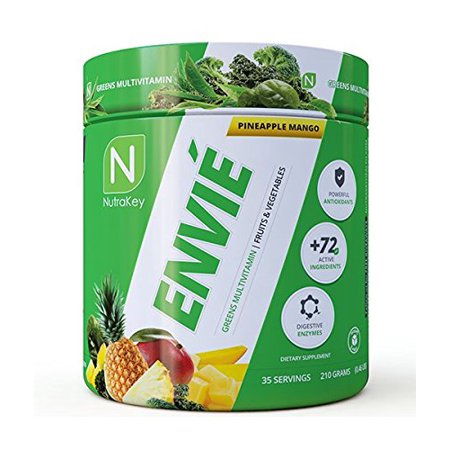 Nutrakey Envie sabor Piña y Mango 30 Dosis