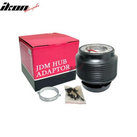 Fits 92-95 Civic 94-01 Integra JDM Style Boss Kit Steering Wheel Hub (Civic Hub)