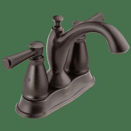 Delta Traditional Two Handle Centerset Bathroom Faucet Venetian Bronze ()