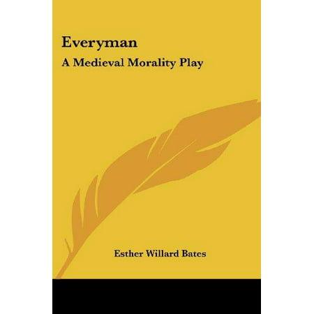 Everyman: A Medieval Morality Play - image 1 de 1