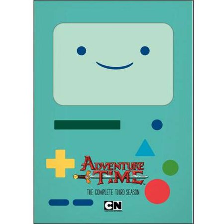 Cartoon Network  Adventure Time The Complete Third Season  Widescreen