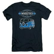 Woodstock Van Mens Slim Fit Shirt