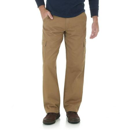 Wrangler Mens Comfort Solution Series Cargo Pant