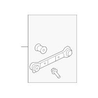 Genuine OE GM Link Rod 22875567