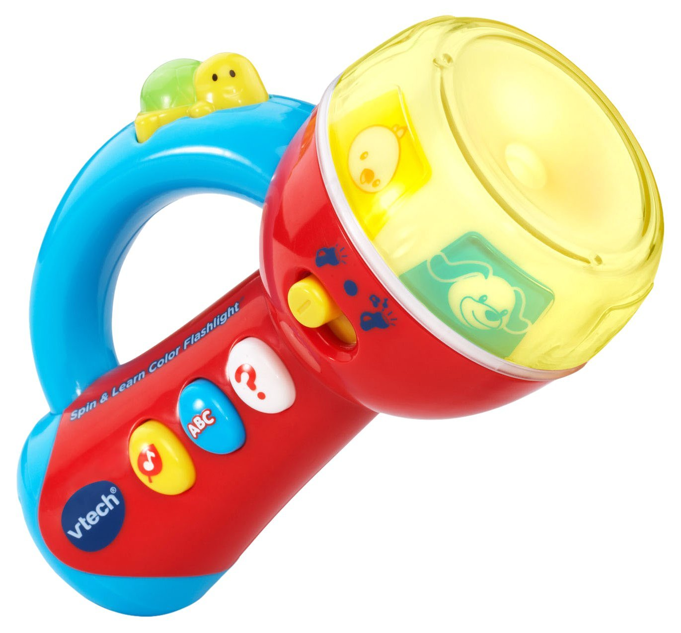 VTech Spin and Learn Color Flashlight by