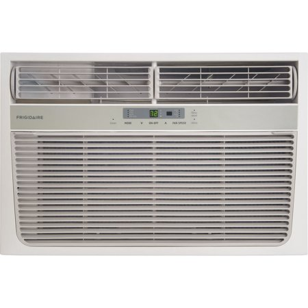 Frigidaire 11,000 BTU 115-Volt Heat/Cool Window Air Conditioner with Remote