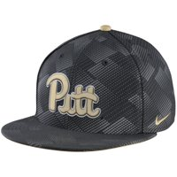 Pitt Panthers Nike True Adjustable Snapback Hat - Anthracite - OSFA