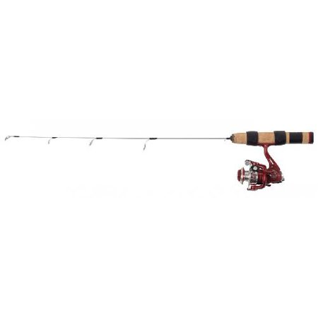 Clam outdoor winter ice fishing 8364 dave genz power stick for Ice fishing pole walmart