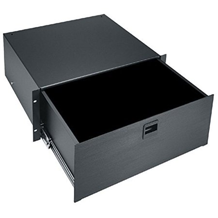 - Middle Atlantic D4 4 Space Rack Drawer