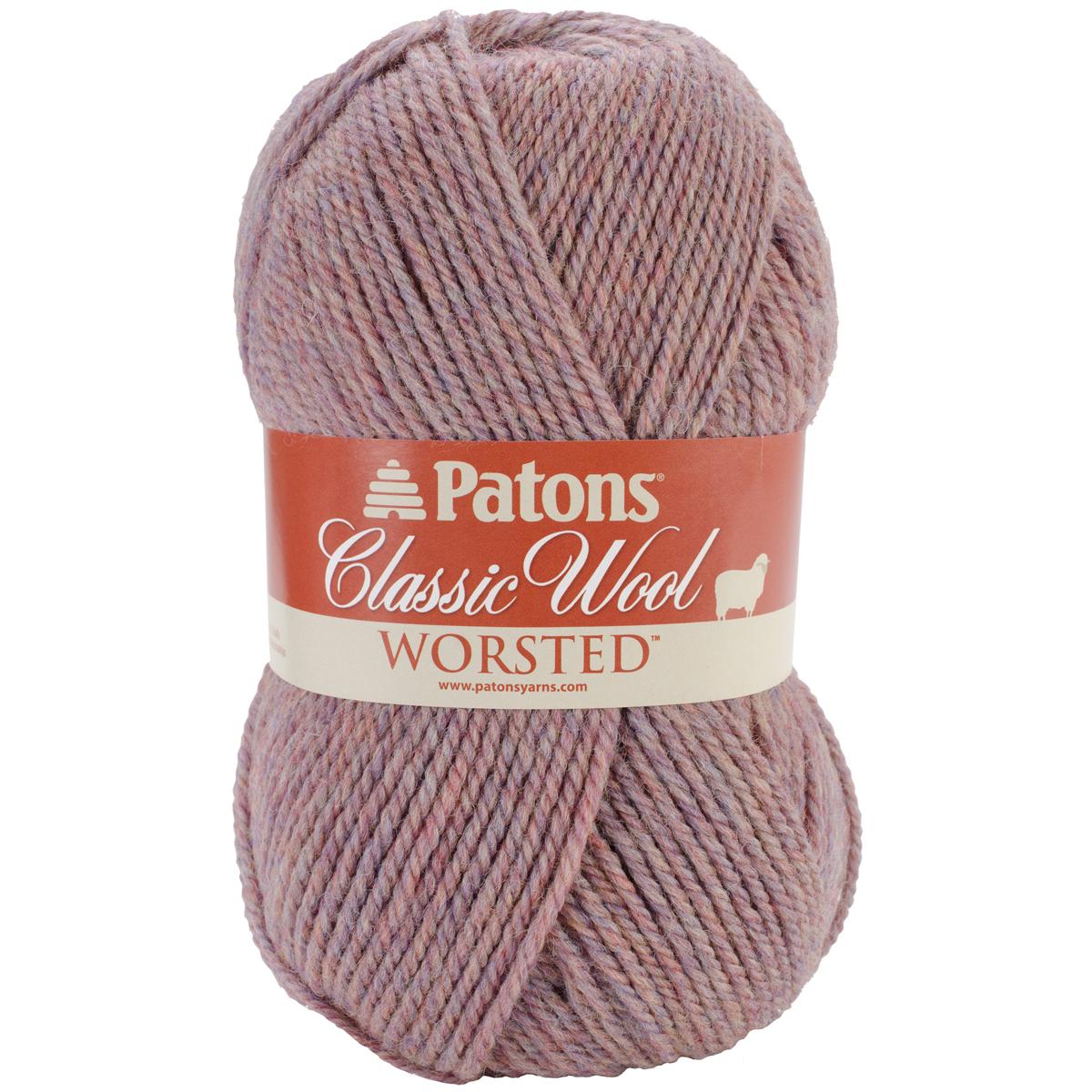 Classic Wool Yarn-Natural Heather