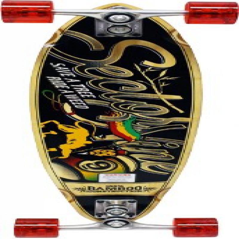 Sector 9 Hot Steppa Complete Skateboard, Assorted, 8.375 ...