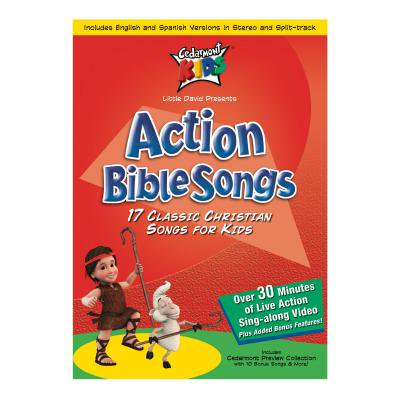 Action Bible Songs (Audiobook) - Halloween Actions Songs