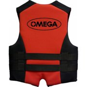 Flowt 40502-2X-3X Flex-Fit Neo Vest - Red, 2 Extra Large & 3 Extra Large