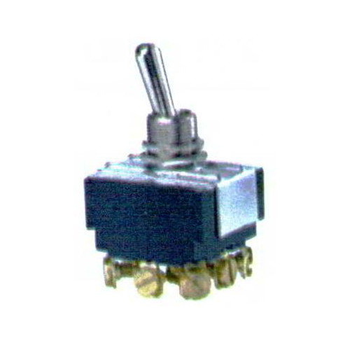 Morris Products Heavy Duty 3PDT On-Off-On Toggle Switch