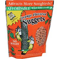 C And S Products Co Inc P-Suet Nuggets- Orange 27 Ounce