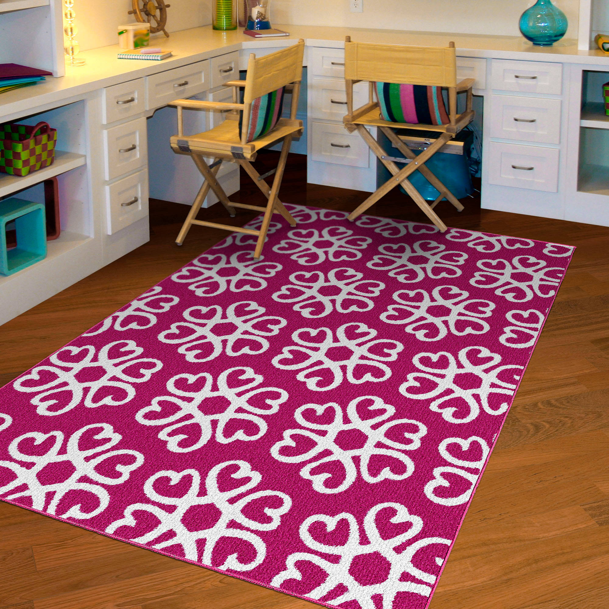 nxt gen hearts medallion olefin area rug available in mainstays rh walmart com