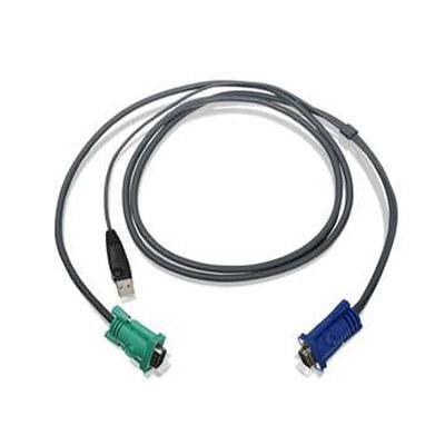 10' USB KVM Cable - image 2 de 2