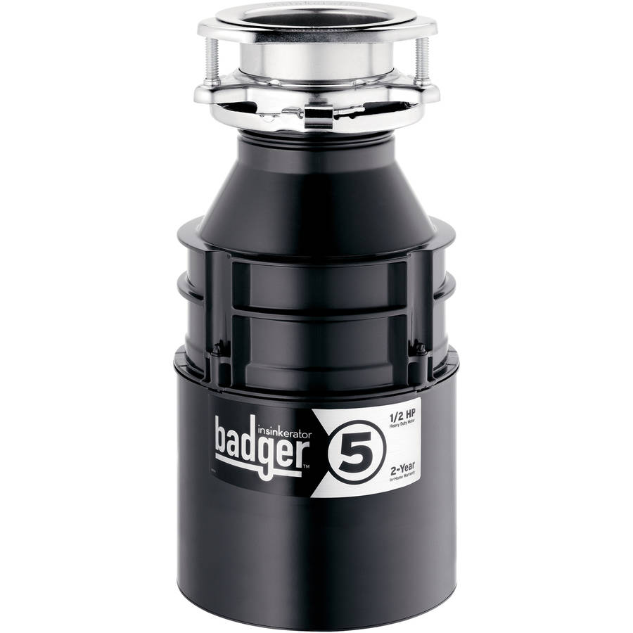 InSinkErator BADGER 5 Badger 5 Garbage Disposer