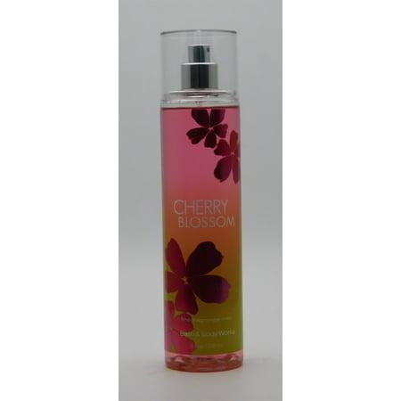 Bath & Body Works CHERRY BLOSSOM Fine Fragrance Mist 8 Oz