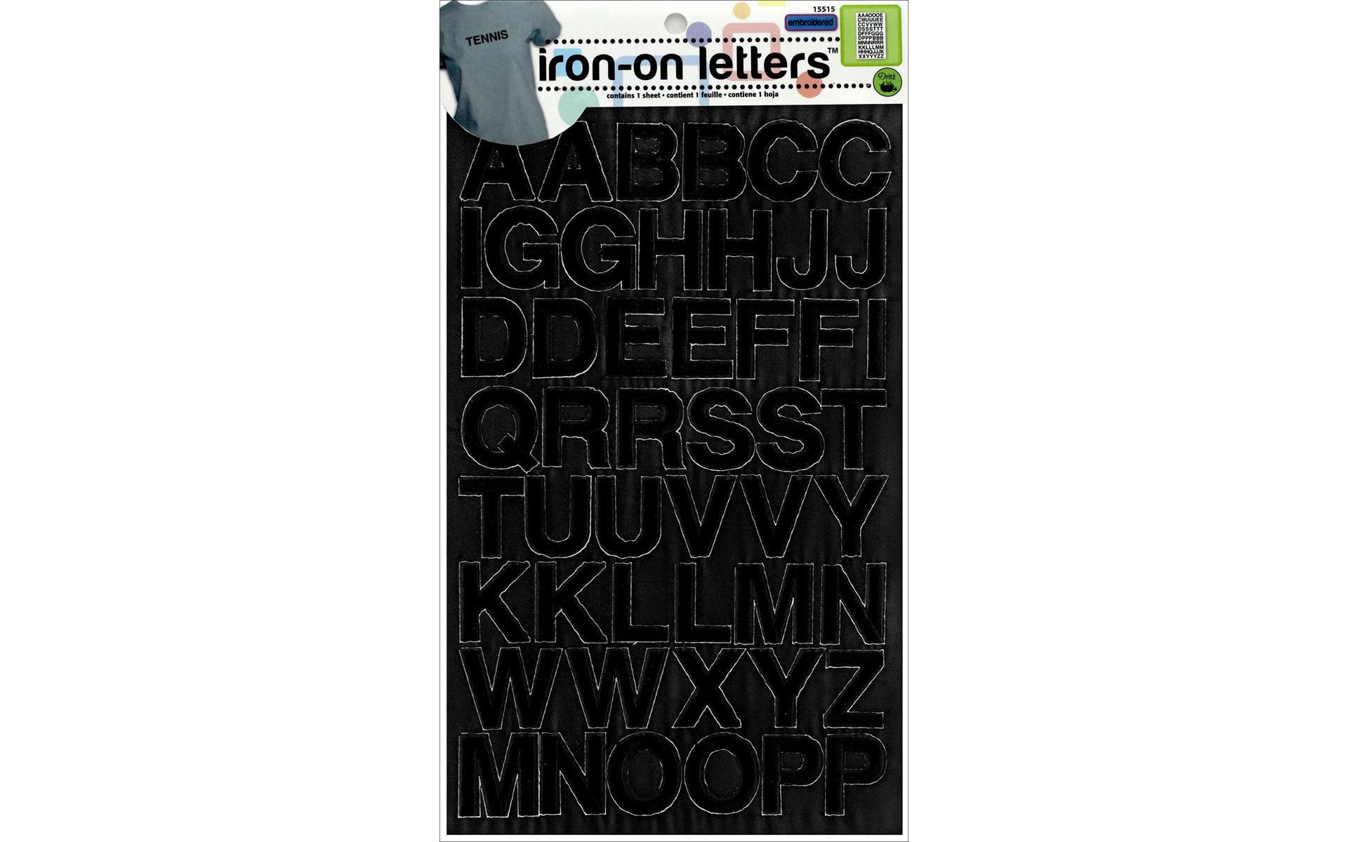 """55242-70 Dritz Iron-On Patches 5/""""X5/"""" 4//Pkg-Light /& Dark Denim"""