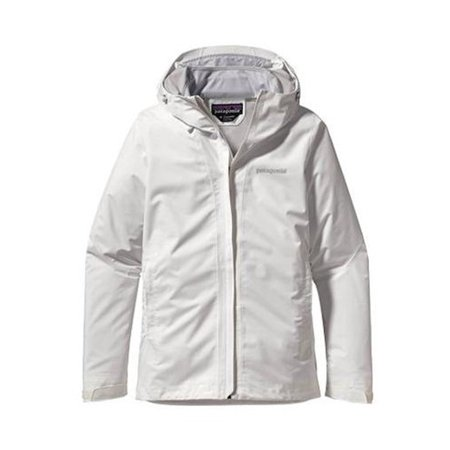 Womens Patagonia Storm Jacket 85006 Birch White SMALL - Patagonia Storm Jacket