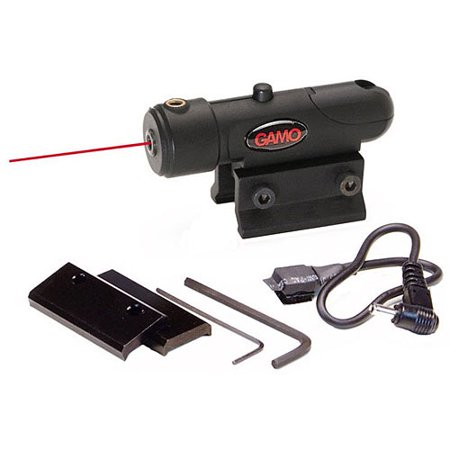 Gamo Riflescope (Gamo LS650 Laser with Weaver Style Rail)