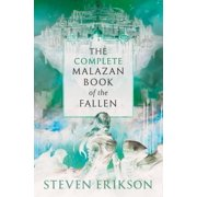 The Complete Malazan Book of the Fallen - eBook