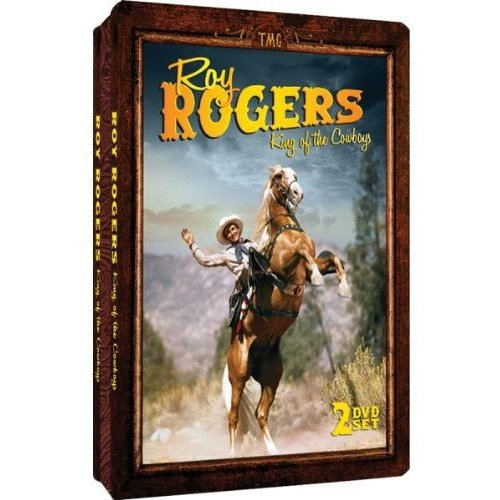 ROY ROGERS-KING OF THE COWBOYS (DVD) (SLIM TIN/2DISCS)