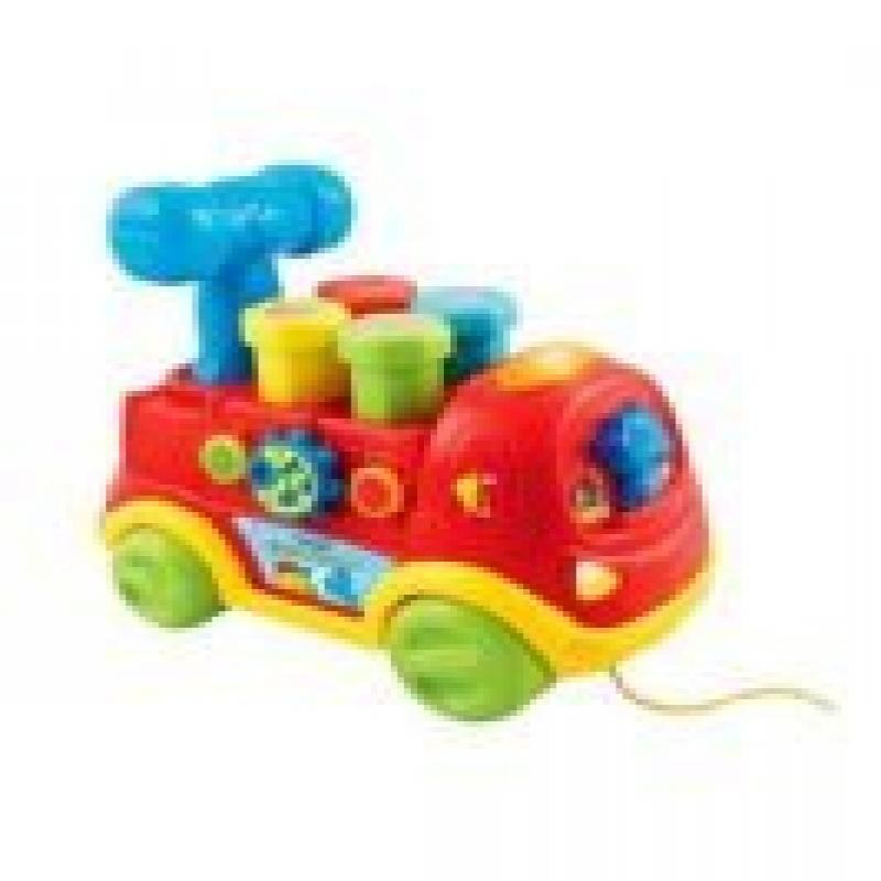 VTech Infant Learning Hammer Fun Learning Truck by